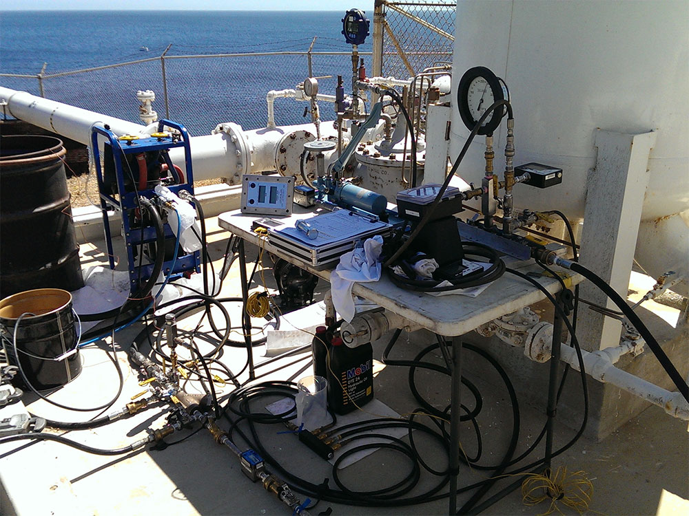 Pipeline Pressure Testing Amp Inspections Pipeline