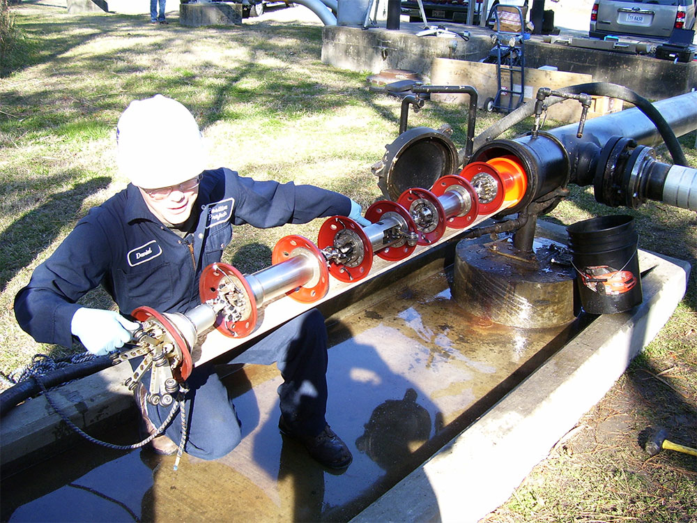 In Line Inspection Ili Support Pipeline Petroleum